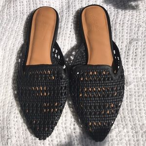 Universal Thread Size 9 Backless Mules